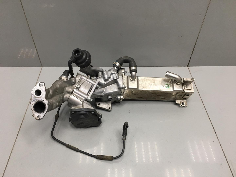 Клапан рециркуляции ог Mercedes C Class W204 651.911 2013 (б/у)