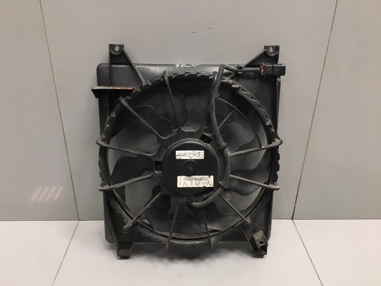 Вентилятор радиатора Hyundai Starex H1 D4CB 2012 (б/у)