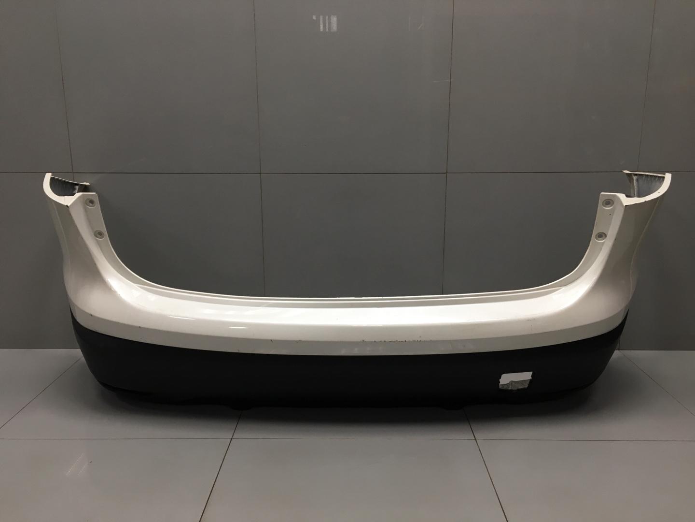 Бампер Nissan Qashqai задний (б/у)