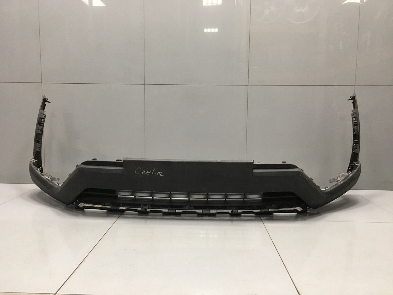 Юбка бампера Hyundai Creta передняя (б/у)