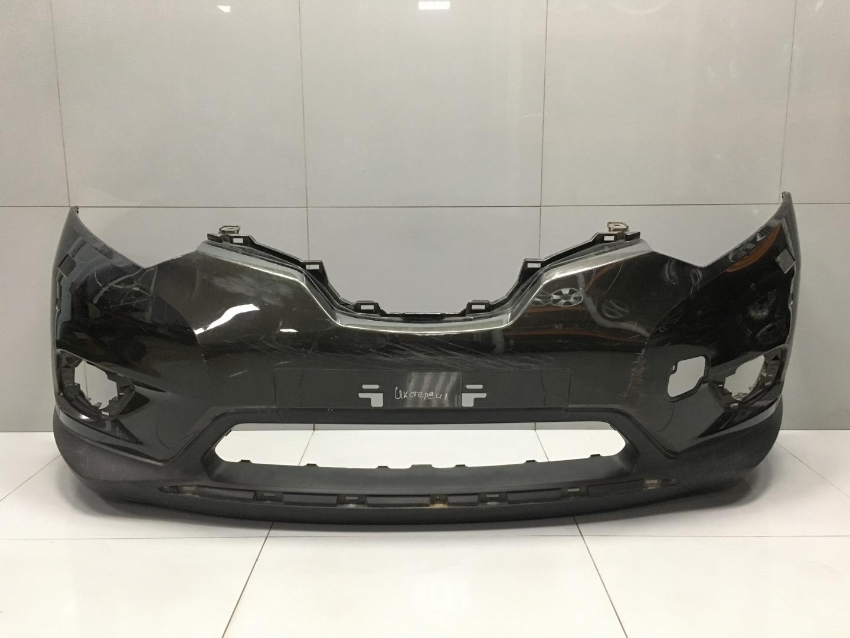 Бампер Nissan X-Trail передний (б/у)
