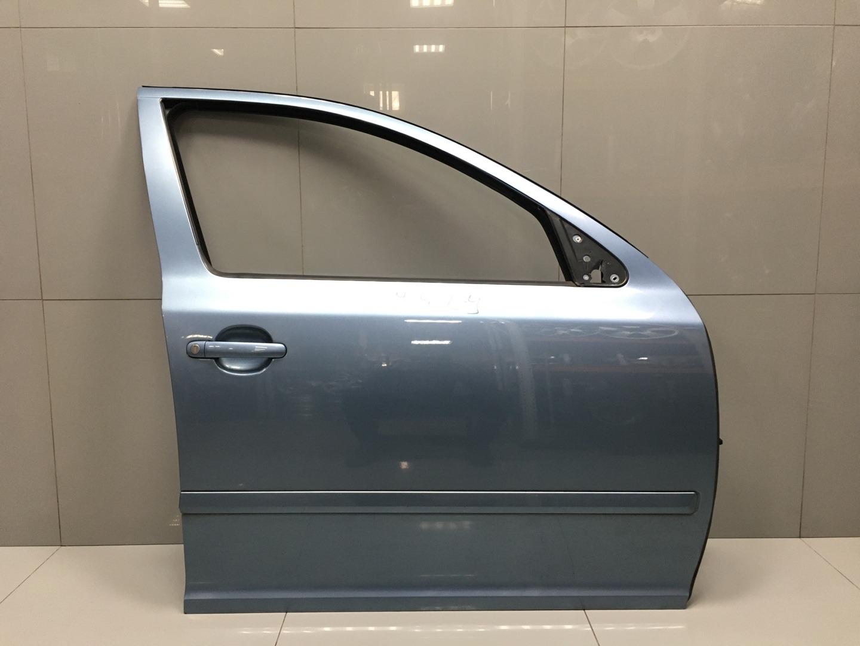 Дверь Skoda Octavia A5 CDAA 2010 передняя правая (б/у)