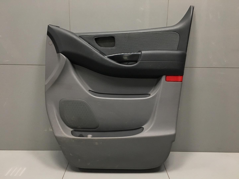 Обшивка двери Hyundai Starex H1 D4CB 2012 передняя правая (б/у)