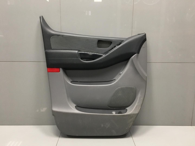 Обшивка двери Hyundai Starex H1 D4CB 2012 передняя левая (б/у)