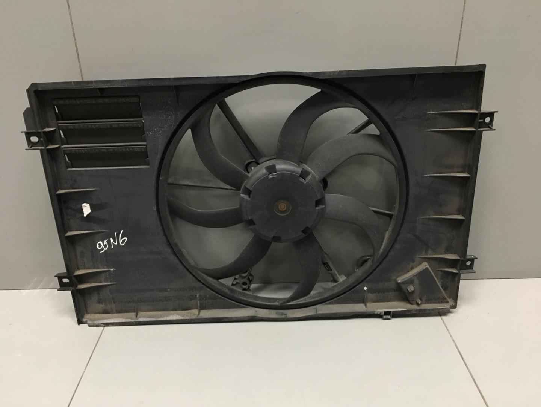 Вентилятор радиатора Skoda Octavia A5 BSE 2010 (б/у)
