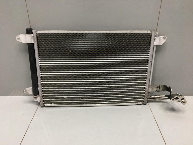 Радиатор кондиционера Skoda Octavia A5 BSE 2010 (б/у)