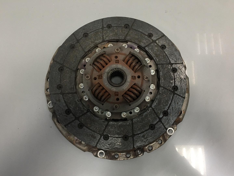 Комплект сцепления Hyundai Starex H1 D4CB 2012 (б/у)