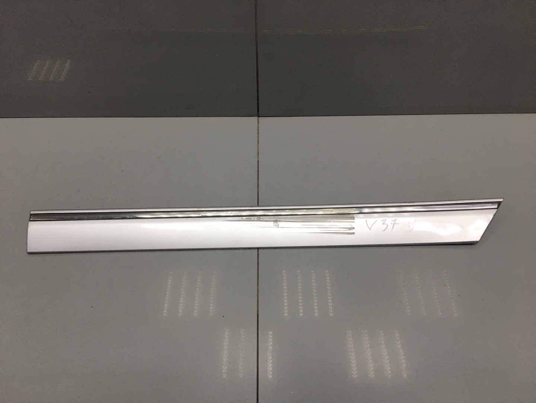 Молдинг двери Mercedes C Class W203 задний левый (б/у)