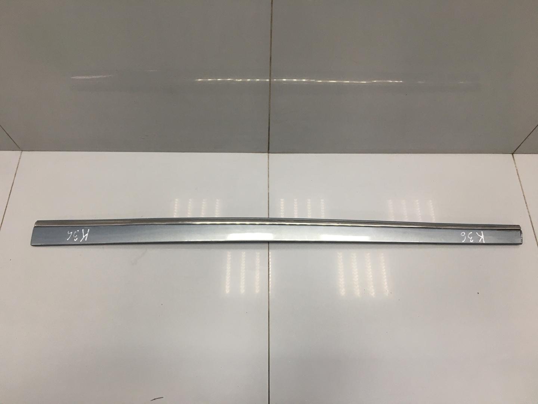 Молдинг двери Mercedes E Class W211 передний правый (б/у)