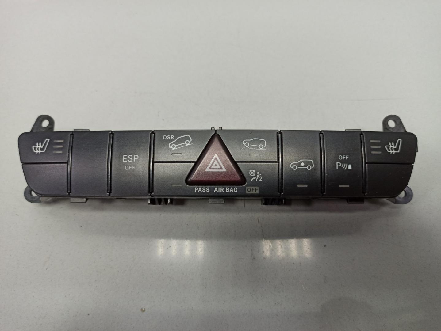 Кнопка аварийной сигнализации Mercedes Gl Class X164 273.923 2007 (б/у)
