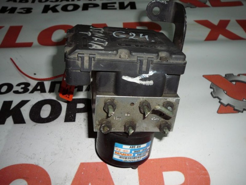 Блок abs Hyundai Sonata EF 58920-38500 контрактная