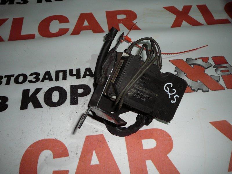 Блок abs Kia Picanto TA 58910-07370 контрактная