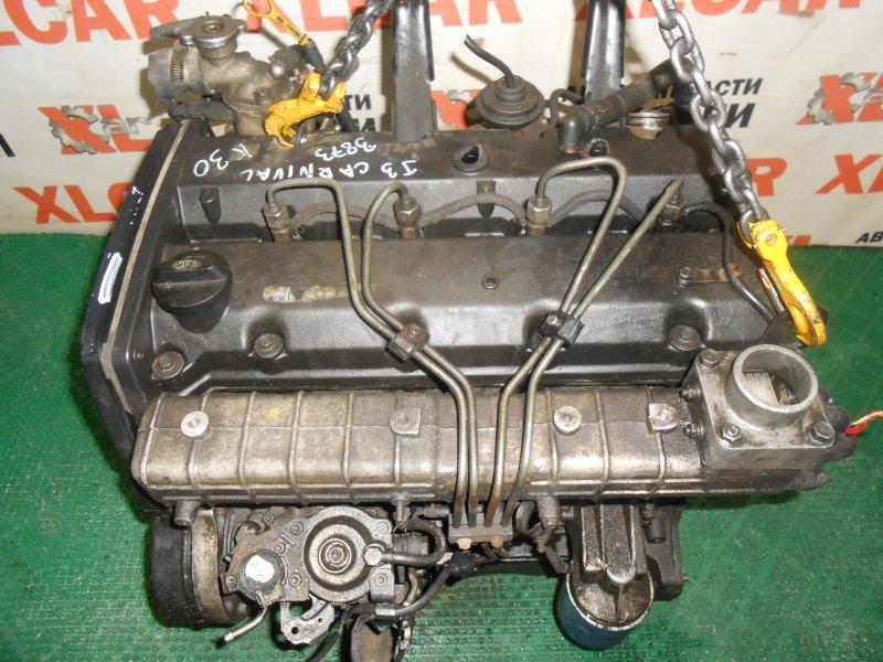 Двигатель Kia Carnival UP J3 контрактная