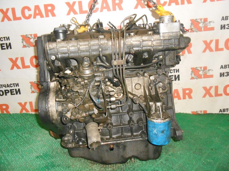 Двигатель Kia Carnival UP J3