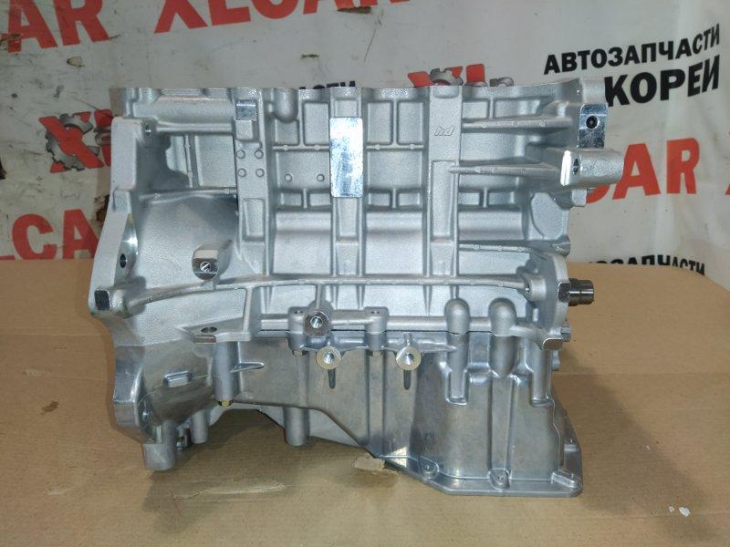 Блок цилиндров Hyundai Solaris RB G4FC новая