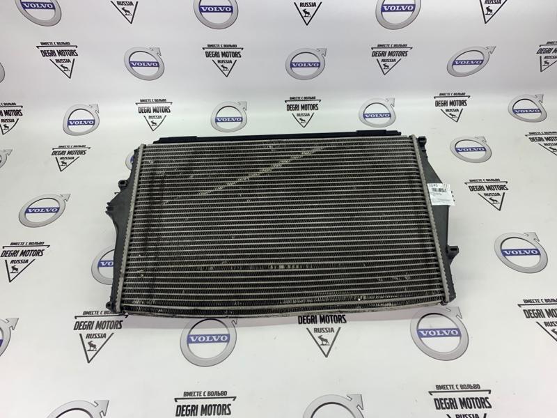 Радиатор интеркулера Volvo S60 D5244T4 2006 (б/у)