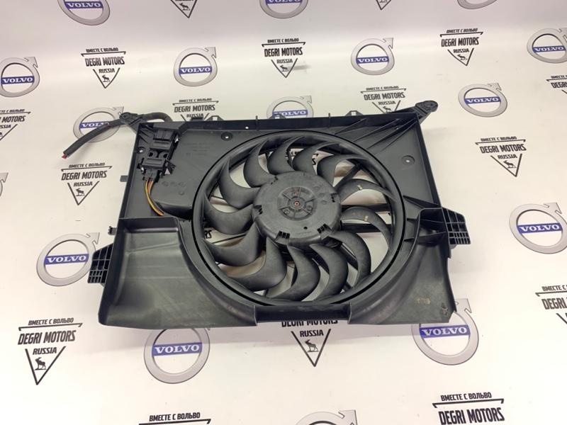 Вентилятор радиатора Volvo S60 D5244T4 2006 (б/у)