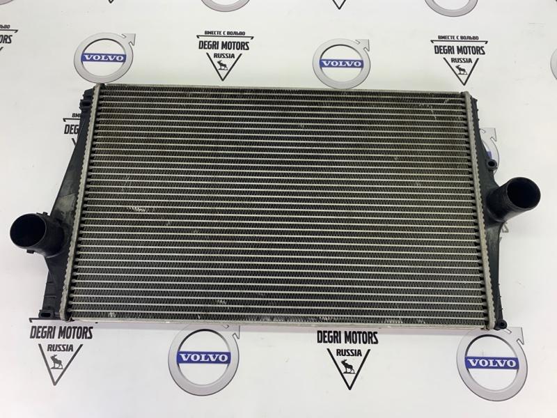 Радиатор интеркулера Volvo Xc90 B5254T2 2012 (б/у)