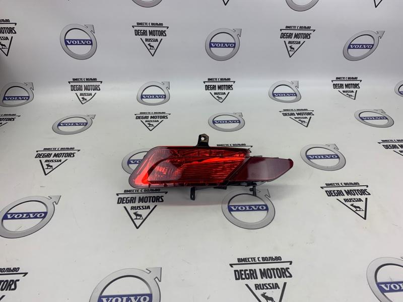 Фонарь противотуманный Volvo Xc60 D5244T17 2015 задний левый