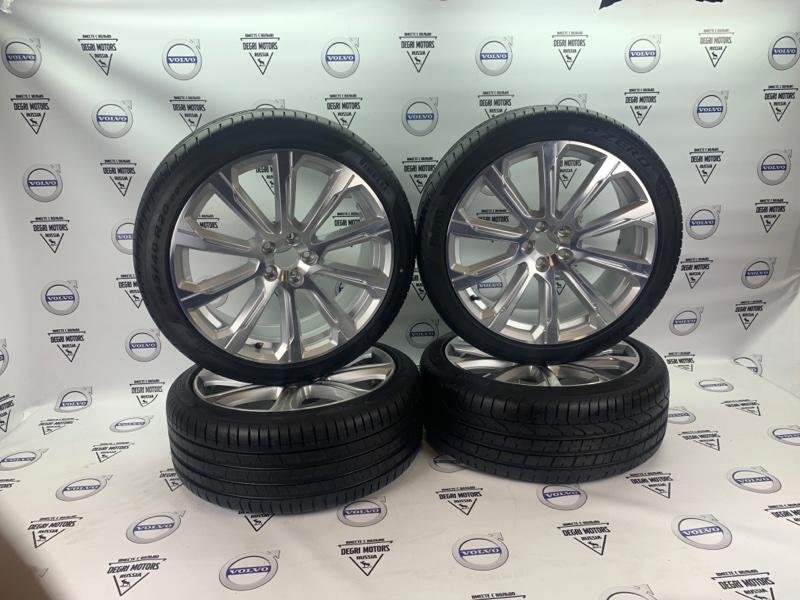 Комплект колес Volvo S90 D4204T23 2020