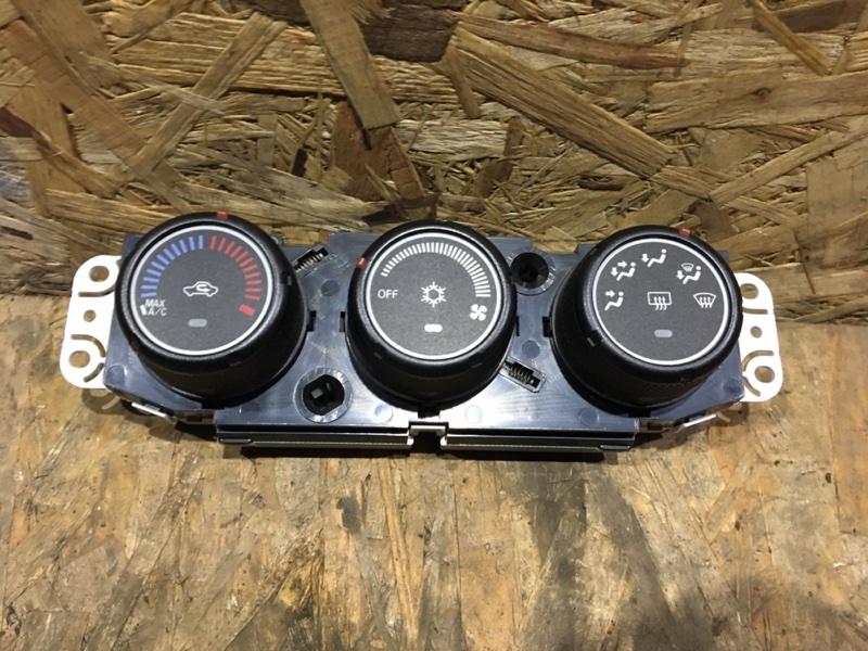Блок управления печкой Mitsubishi Lancer 10 CY 4B12 2013 (б/у)