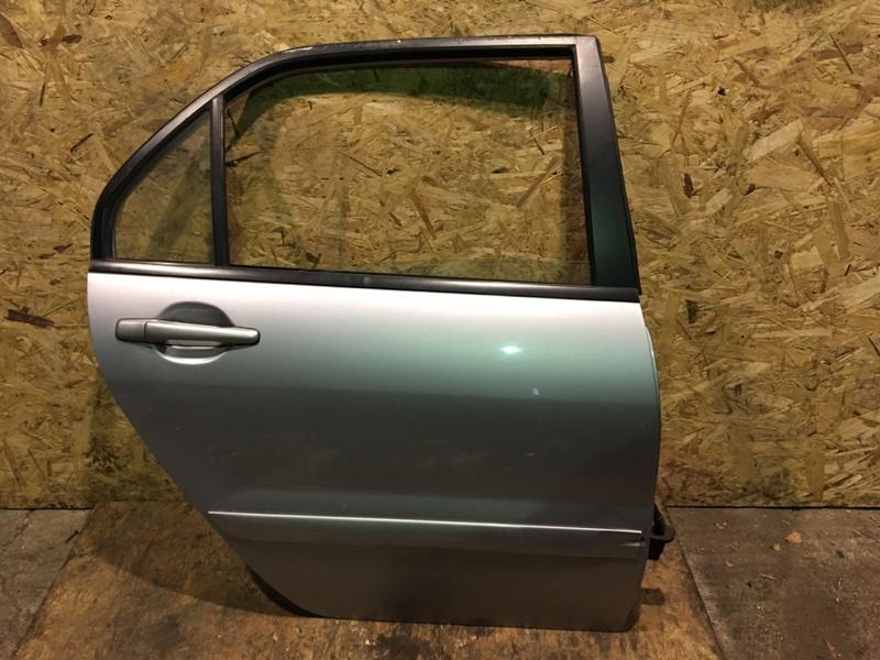 Дверь Mitsubishi Lancer 9 CS задняя правая (б/у)