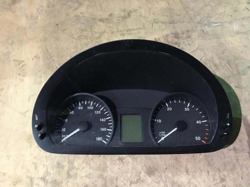 Панель приборов Mercedes-Benz Sprinter W906 OM646 2008 (б/у)