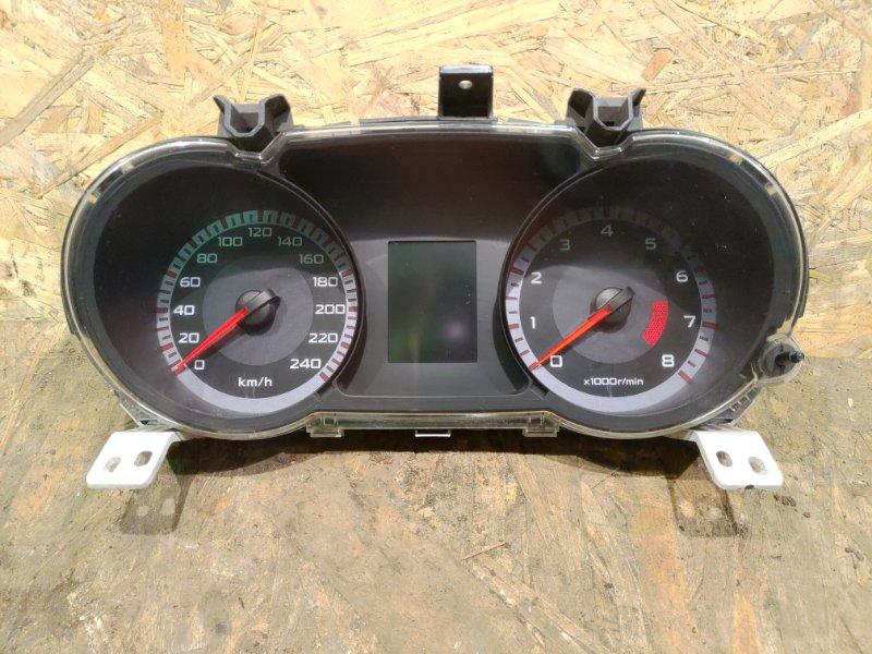 Панель приборов Mitsubishi Lancer 10 CY 4B10 2008 (б/у)