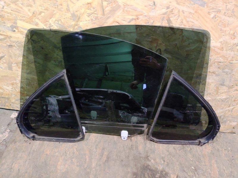 Комплект стекол Mitsubishi Lancer 10 CY 4B10 2008 задний (б/у)