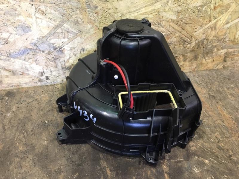 Мотор печки Bmw 528Ix F10 N20B20A 2013 передний (б/у)