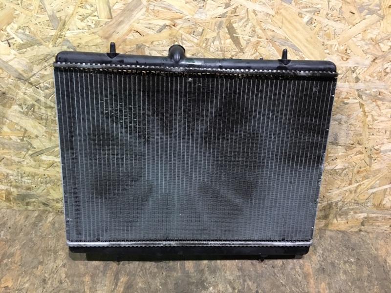 Радиатор двс Peugeot 308 Т7 EP6 2009 (б/у)