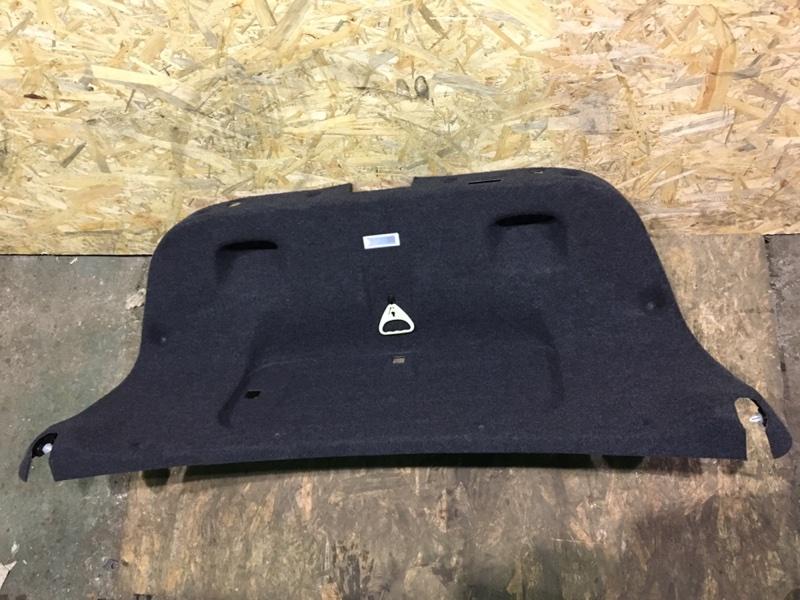 Обшивка крышки багажника Bmw 528Ix F10 N20B20A 2013 (б/у)