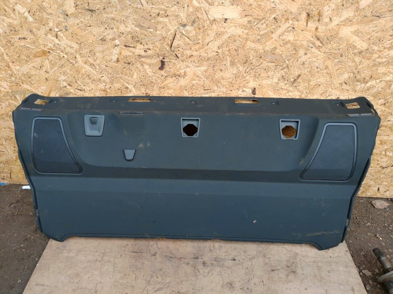 Полка багажника Bmw 528Ix F10 N20B20A 2013 задняя (б/у)