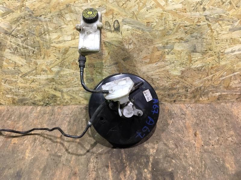 Вакуумный усилитель в сборе с гтц Peugeot 308 Т7 EP6 2009 (б/у)