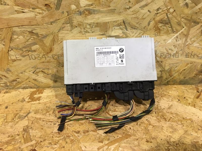 Блок управления сидением Bmw 528Ix F10 N20B20A 2013 передний (б/у)