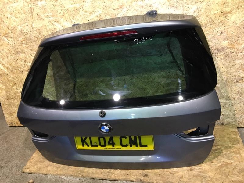 Дверь багажника Bmw X1 E84 N47D20D 2011 (б/у)