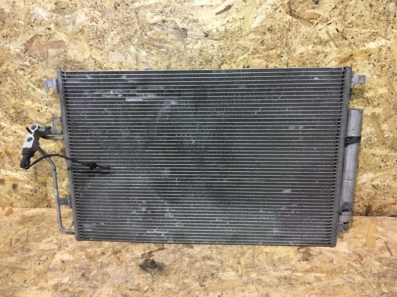 Радиатор кондиционера Mercedes-Benz Sprinter W906 OM646 2008 (б/у)