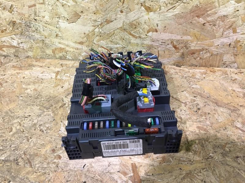 Блок предохранителей bsi Peugeot 308 Т7 (б/у)