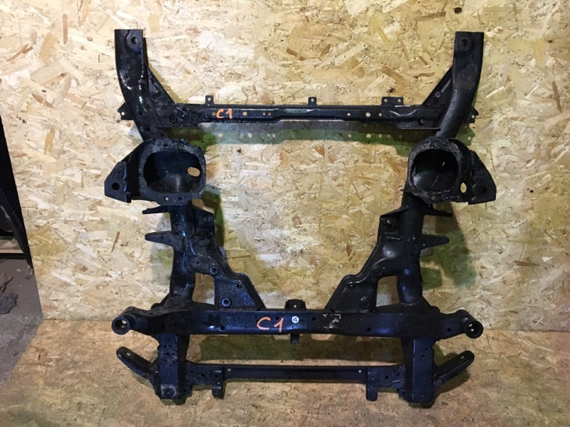 Подрамник Bmw X5 E70 N55 2013 передний (б/у)