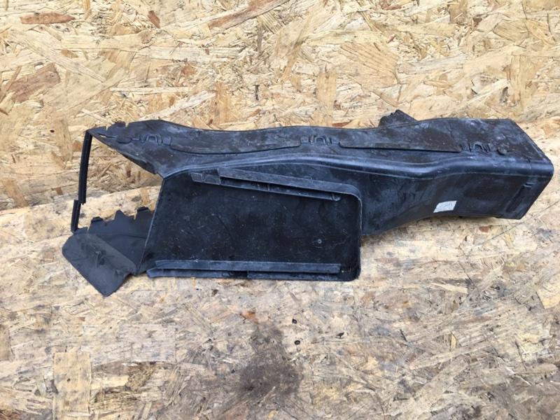 Воздуховод тормозов Bmw X5 E70 N55 2013 передний правый (б/у)