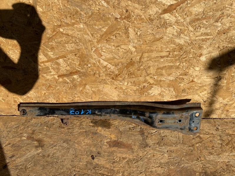 Балка продольная Mitsubishi Asx GA 4A92 2011 передняя нижняя (б/у)