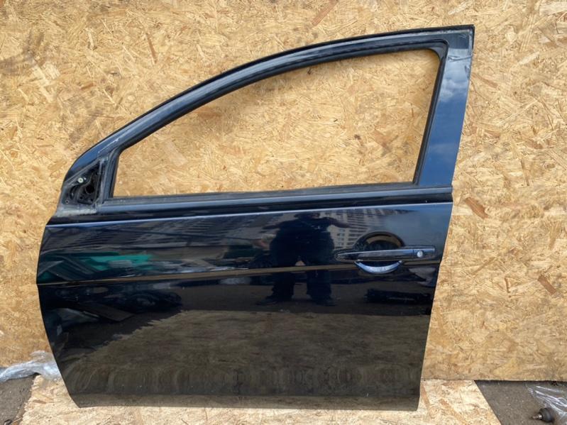 Дверь Mitsubishi Lancer 10 CY 4B11 2010 передняя левая (б/у)