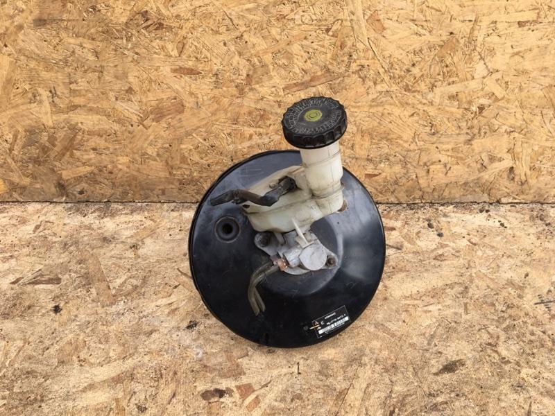 Вакуумный усилитель в сборе с гтц Mitsubishi Lancer 10 CY 4B11 2010 (б/у)