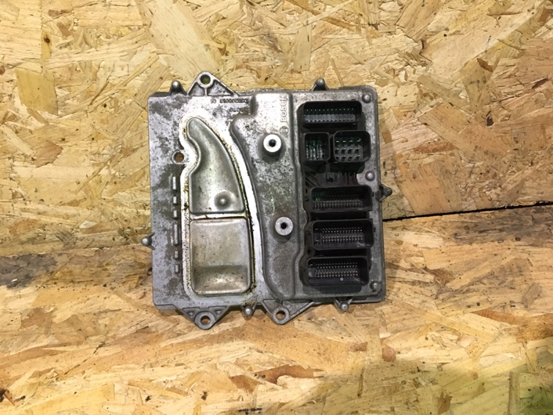 Блок управления двигателем Bmw X5 E70 N55 2013 (б/у)