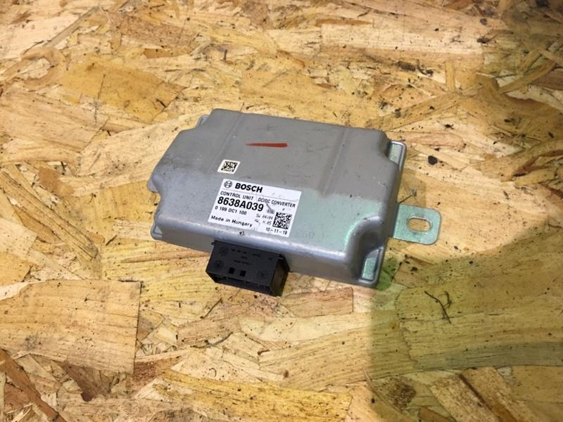 Блок электронный Mitsubishi Asx GA 4A92 2011 (б/у)