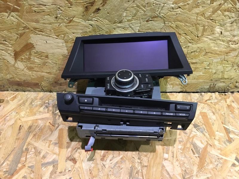 Система навигации cic Bmw X5 E70 N55 2013 (б/у)