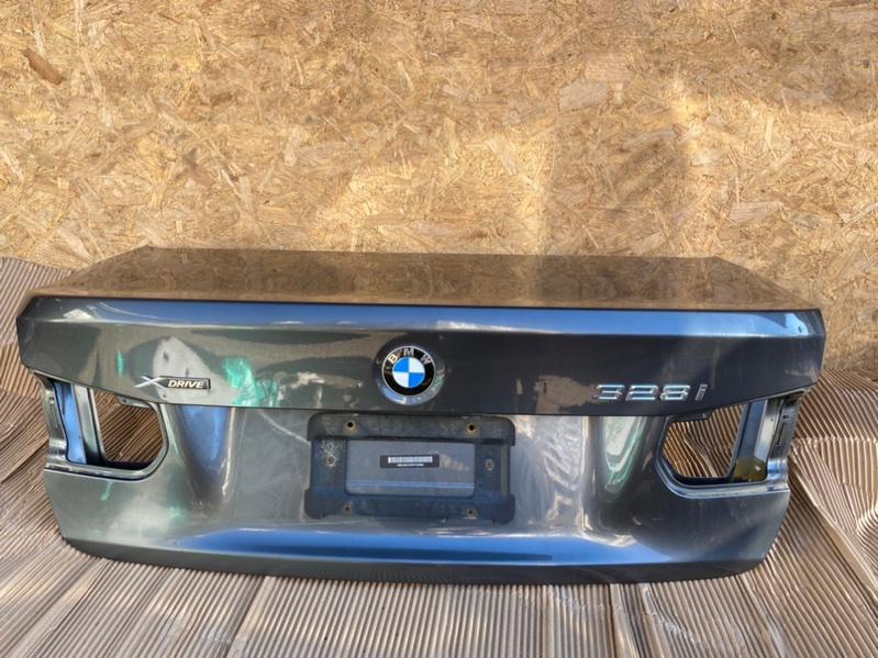 Крышка багажника Bmw 328Ix F30 N20B20 2012 задняя (б/у)