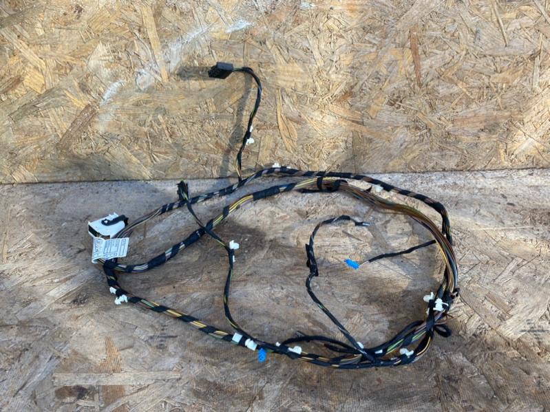 Проводка крышки багажника Bmw 328Ix F30 N20B20 2012 задняя (б/у)