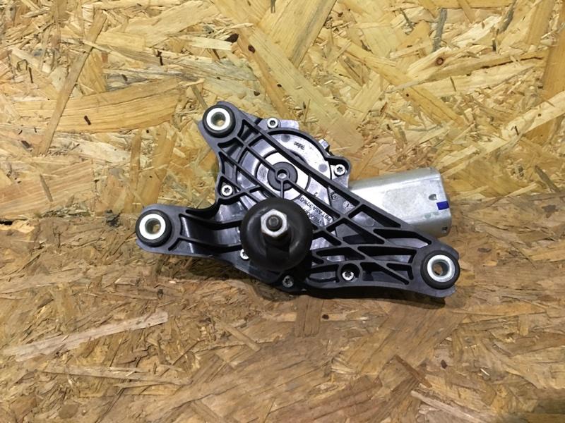 Мотор дворников Bmw X5 E70 N55 2013 задний (б/у)