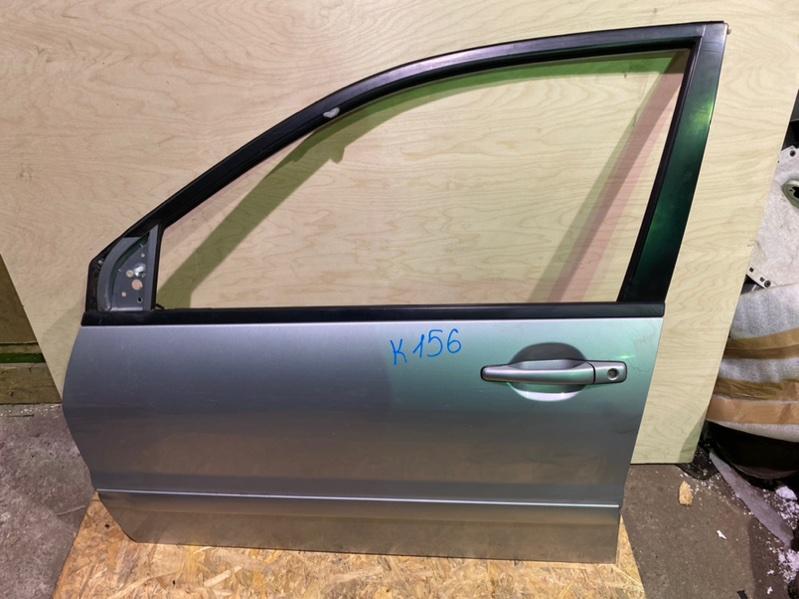 Дверь Mitsubishi Lancer 9 CS 4G18 2005 передняя левая (б/у)